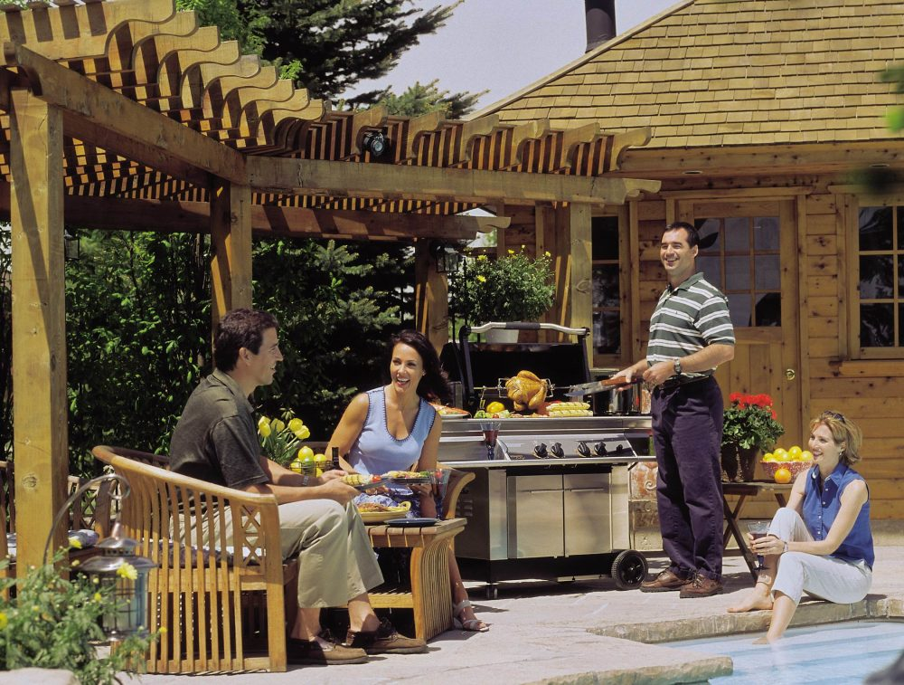 Propane Grills and Appliances